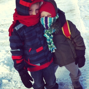 Snow, fun, lifeschool, homeschool, joy, winter