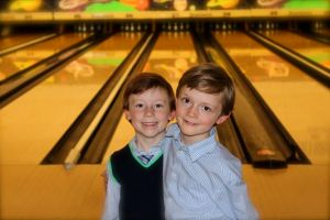 Boys Psyched to Bowl